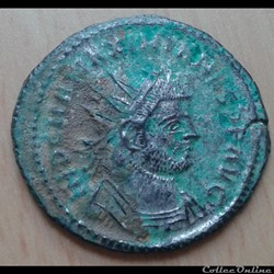 MAXIMIEN HERCULE - aurelianus - CONCORDI...