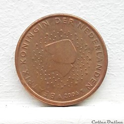 Pays-Bas - 2006 - 5 cents