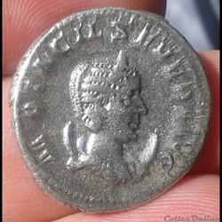 OTACILIA SEVERA - Antoninien