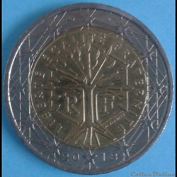France - 2013 - 2 euros