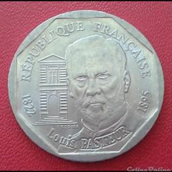 2 francs 1995 - Pasteur