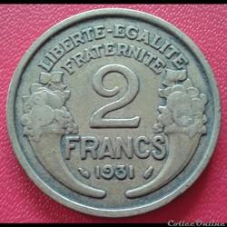 2 francs 1931