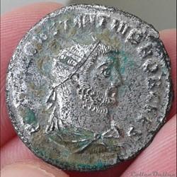 CONSTANCE CHLORE - aurelianus - IOVI ET ...
