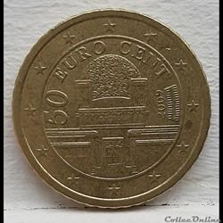 Autriche - 2009 - 50 cents