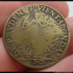 Jeton - Henri III