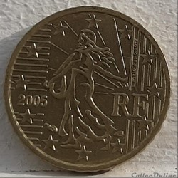 France - 2005 - 10 cents