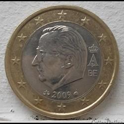Belgique - 2009 - 1 euro