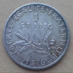 1 franc 1916