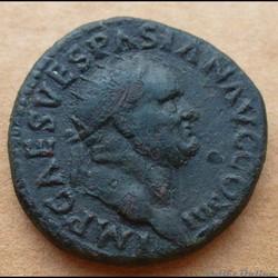 Vespasien - Dupondius