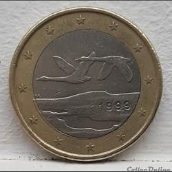 Finlande - 1999 - 1 euro