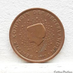 Pays-Bas - 1999 - 5 cents