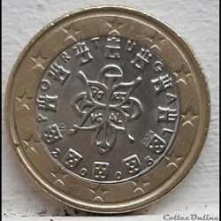 Portugal - 2005 - 1 euro