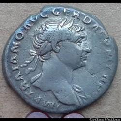 Trajan - denier - fortune