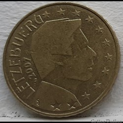 Luxembourg - 2007 - 50 cents