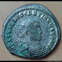 DIOCLETIEN - aurelianus - IOVI ET HERCU CONSER AVGG