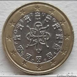 Portugal - 2004 - 1 euro