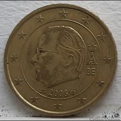 Belgique - 2008 - 50 cents