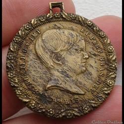 Médaille - Petrus II