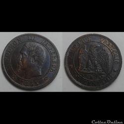 1855 A - ancre