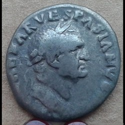 Vespasien - denier - cositer tr pot