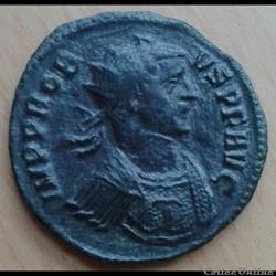 PROBUS - aurelianus - ADVENTUS AVG