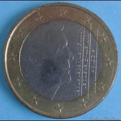 Pays-Bas - 2014 - 1 euro