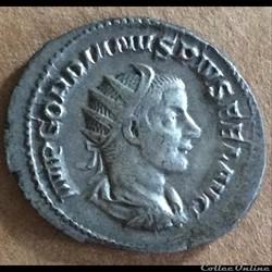 Gordien III - Antoninien - AETERNITATI