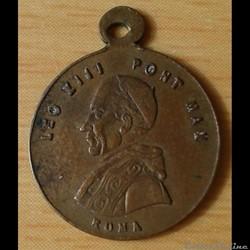 Médaille religieuse - Léon XIII - 1
