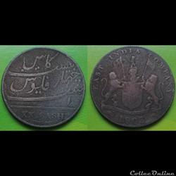 Indes Britanniques - XX cash 1803