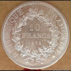 10 francs 1972