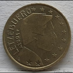 Luxembourg - 2004 - 50 cents