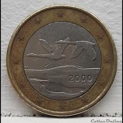 Finlande - 2000 - 1 euro