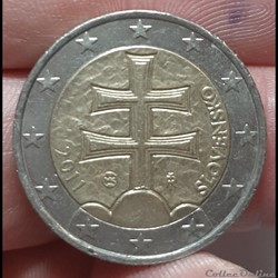 Slovaquie - 2011 - 2 euros