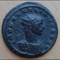 AURELIEN - aurelianus - SOLI INVICTO