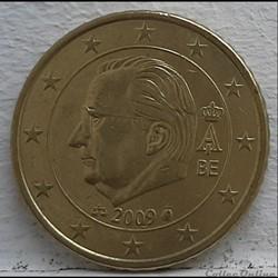 Belgique - 2009 - 50 cents