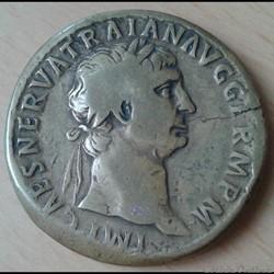Trajan - Sesterce
