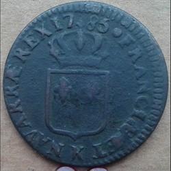 1785 K - Sol à l'écu