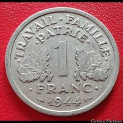 1 franc 1944 C