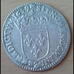 1659 & - 1/12ème écu