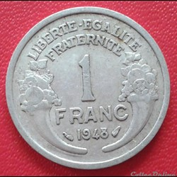 1 franc 1948