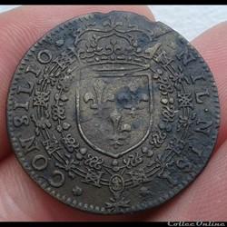 Jeton - Henri III - Conseil du roi
