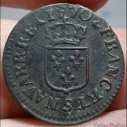 1770 S - Liard à la vieille tête