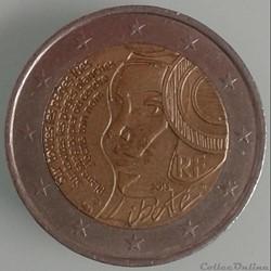 France - 2015 - 2 euros Fête de la fédération