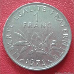 1 franc 1973