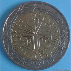 France - 2014 - 2 euros