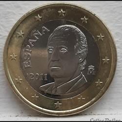 Espagne - 2011 - 1 euro