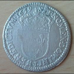 1659 I - 1/12ème écu
