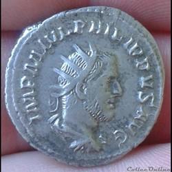 PHILIPPE Ier L'ARABE - Antoninien