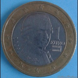 Autriche - 2009 - 1 euro