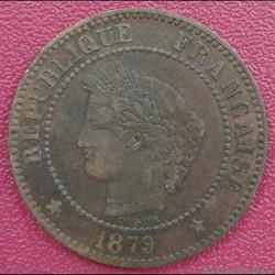 1879 A - petit A